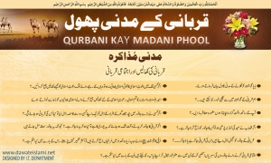 Madani pearl of Qurbani